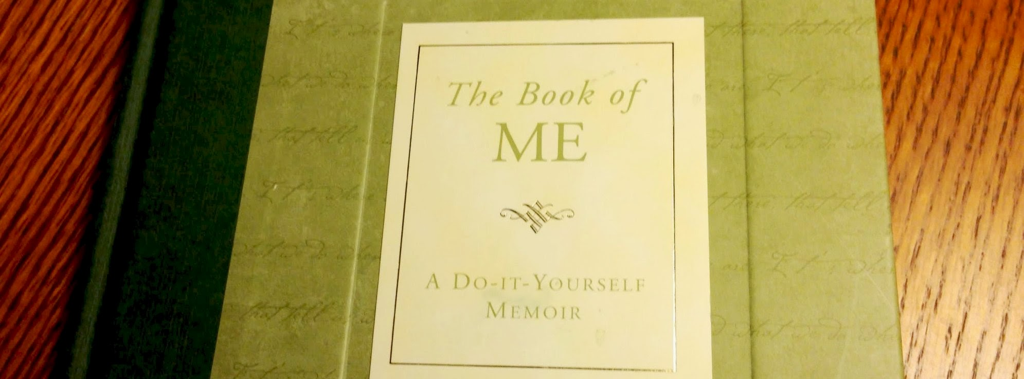 Recommended journaling tool the book of me real life counseling we find journaling rather helpful in getting to know ourselves and would recommend this book the book of me a do it yourself memoir solutioingenieria Images